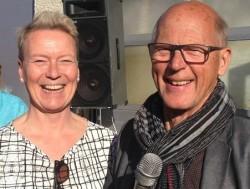 Maria och Gunnar, rådgivare NyföretagarCentrum