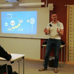 Sociala medier föreläsning Lidköping