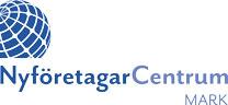 Logotyp för Nyföretagarcentrum Mark