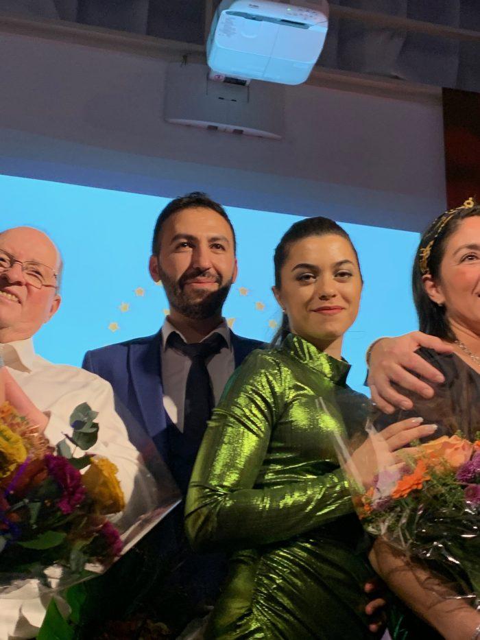Årets Nyföretagare i Tyresö - Fruktbuketten, Sandra & Gabriel Celik