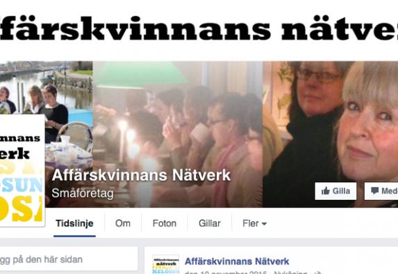 Affärskvinnans Nätverk FB