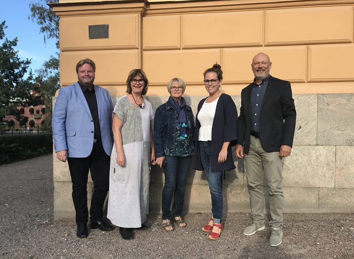 NFC Östra Sörmland personal