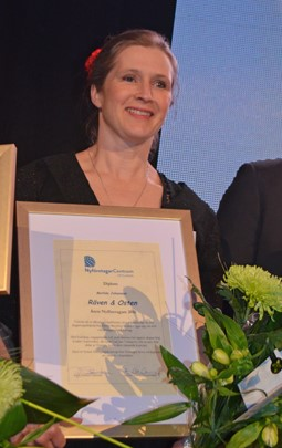 Matilda Johansson Årets Nyföretagare 2016